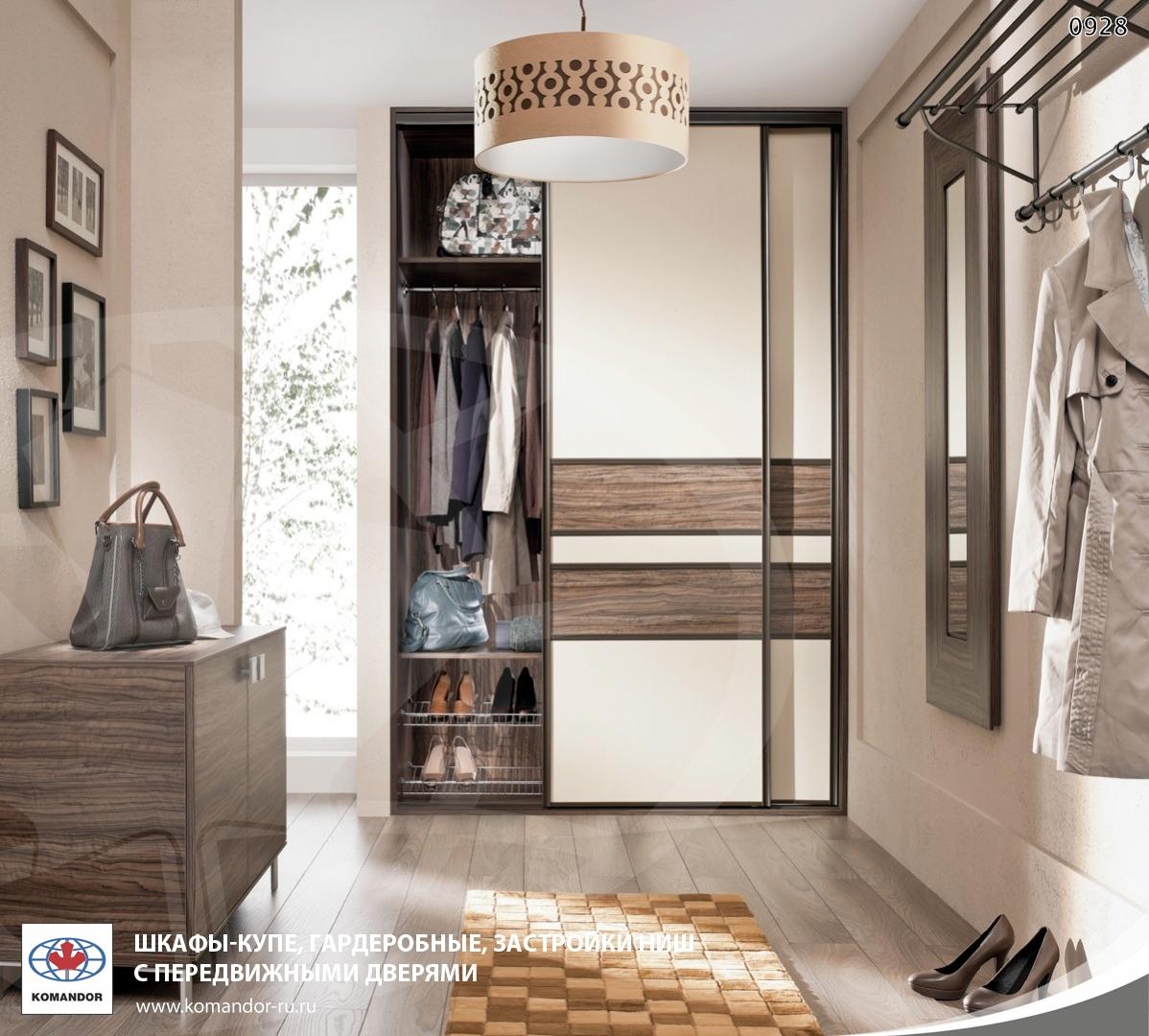 Идеи шкафов купе